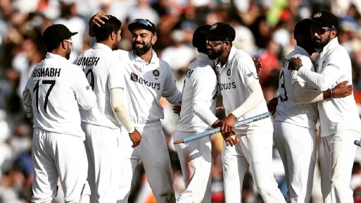 ENG vs IND Team india will create history if wins the last test match at Manchester