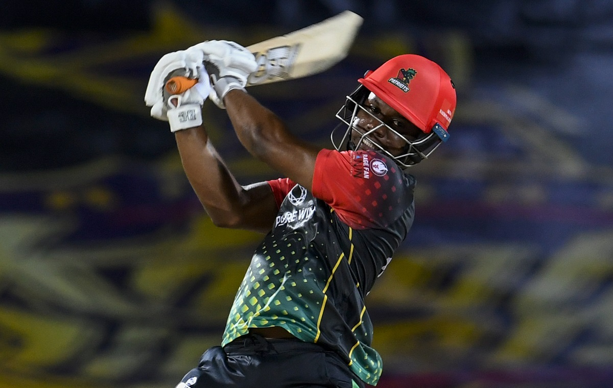 CPL 2021 - St Kitts and Nevis Patriots beat Trinbago Knight Riders by 8 Wickets