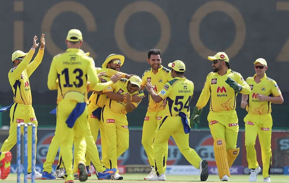 I'm not going to stand on air and call their names but CSK do have a couple of weak areas, Says Bria