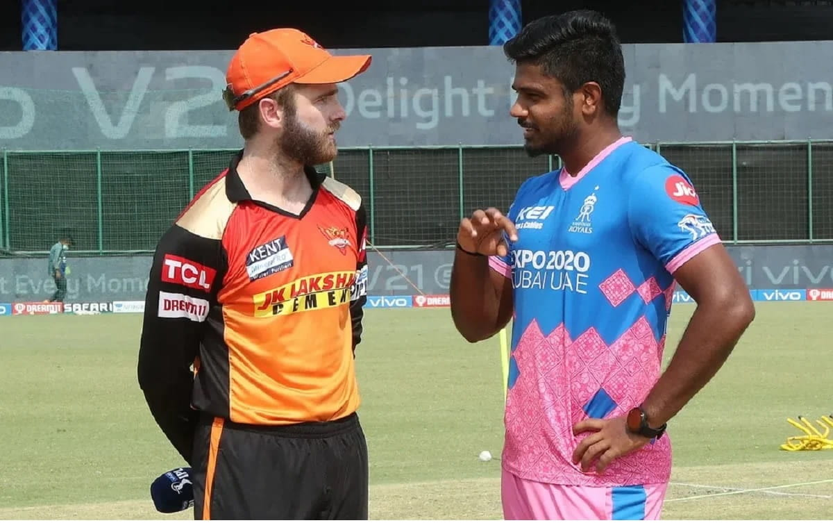 IPL 2021 - Rajasthan Royals win the toss and elect to bat first