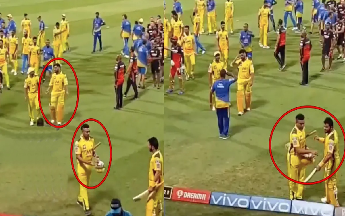 Cricket Image for Ipl 2021 Csk Player Robin Uthappa Wins Hearts Because Of His Beautiful Gesture