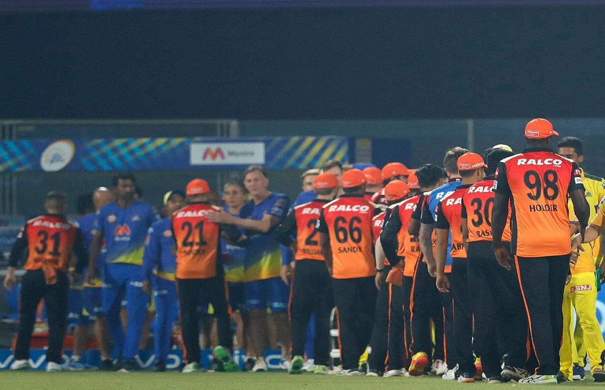IPL 2021 SRH batsman Sherfane Rutherford to travel back home after his father's demise