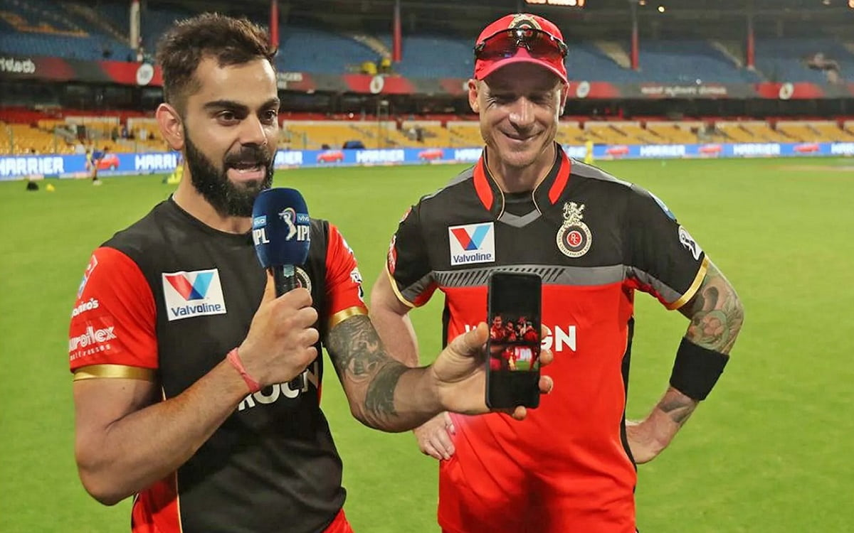 IPL 2021 Steyn picks player to captain RCB after Kohli