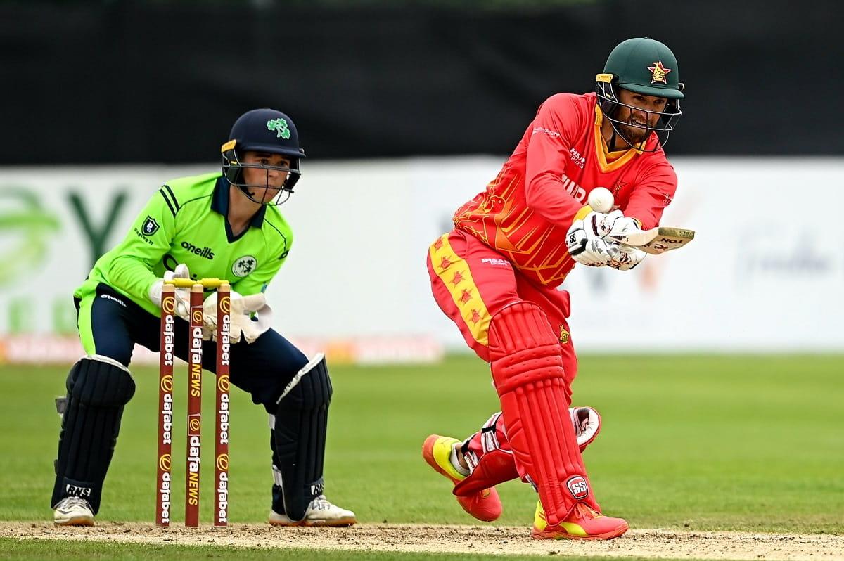IRE vs ZIM - Zimbabwe beat Ireland by 5 runs in 5th t20i