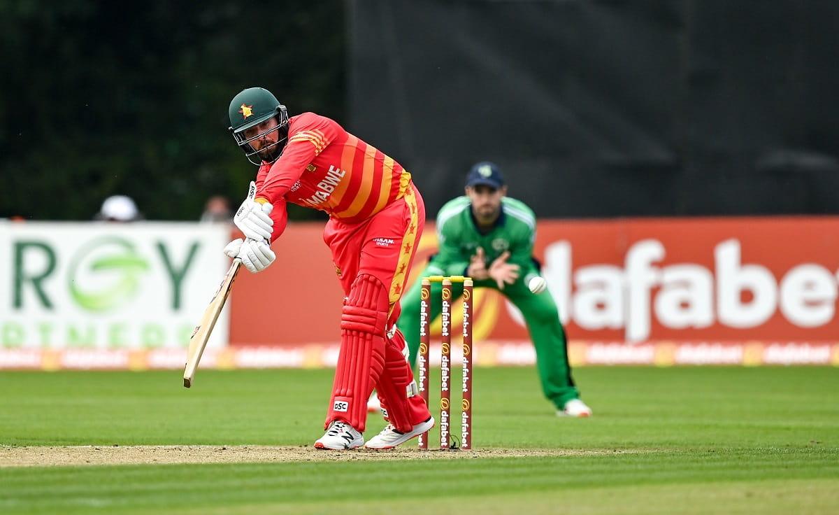 IRE vs ZIM Zimbabwe beat ireland by 38 runs in first ODI