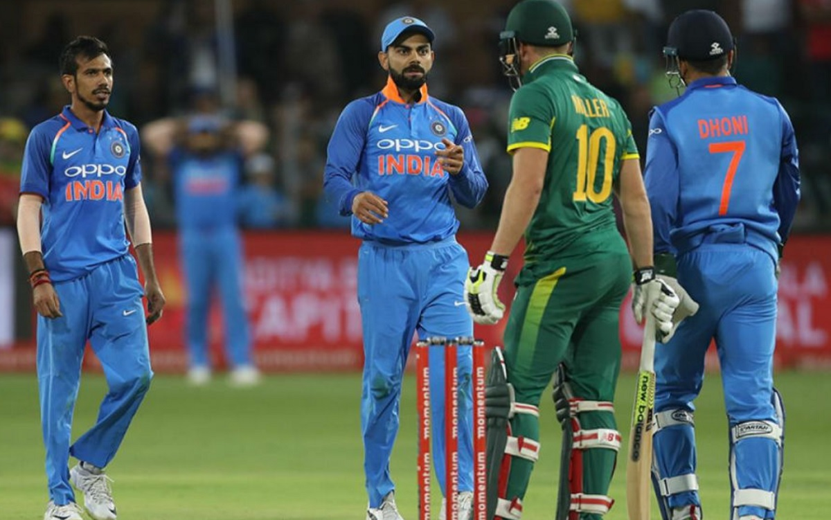 India tour of South Africa 2021-22 Full Schedule