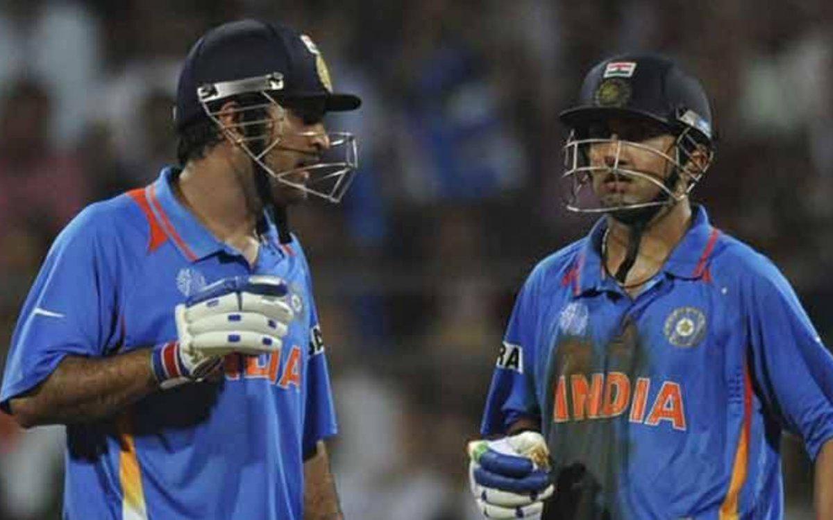 Cricket Image for 'हमें आदत हो गई है 2007 और 2011 वर्ल्ड कप की बात करने की'
