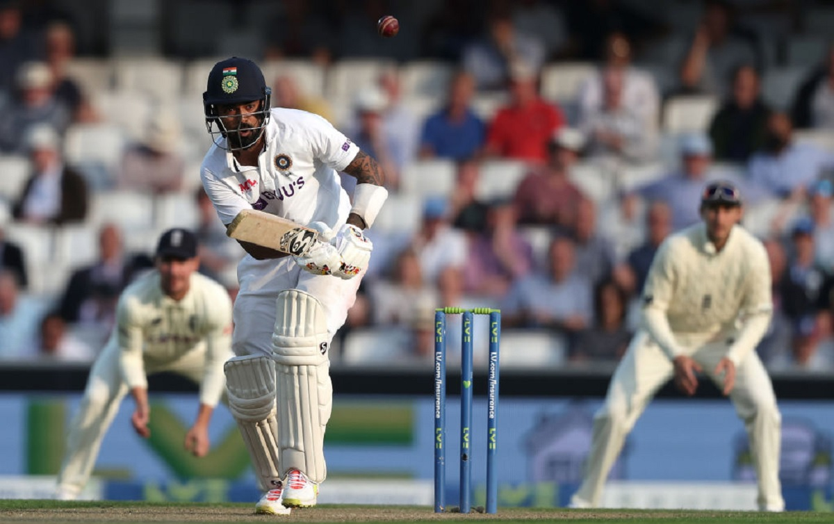 Rohit Sharma and KL Rahul take India to stumps on 43/0, trailing England by 56
