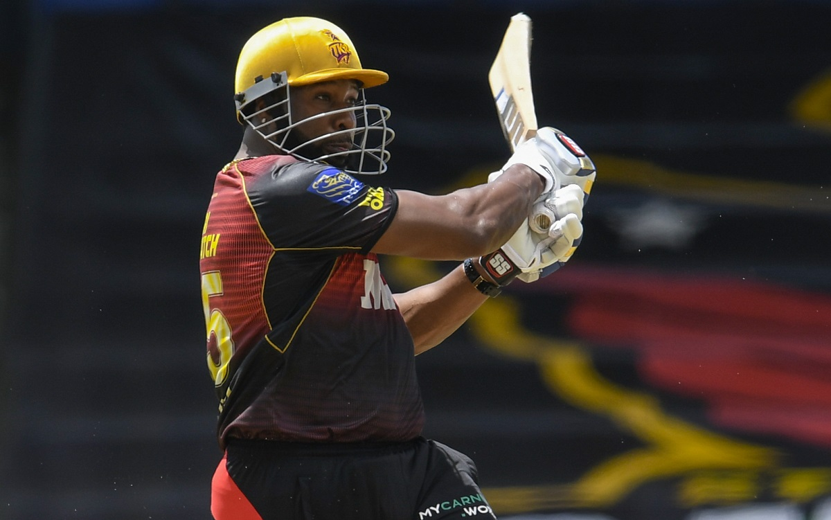 Kieron Pollard became only the second batter to cross 11,000 T20 runs