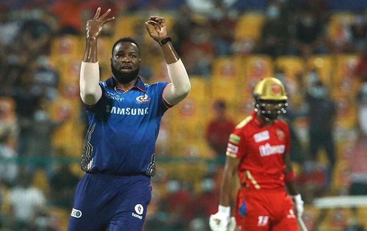 Punjab kings set 136 runs target for Mumbai Indians
