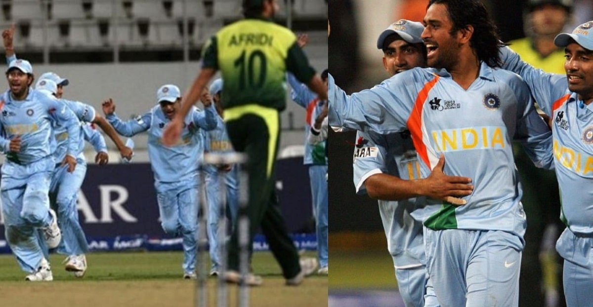 MS Dhoni and Shahid Afridi will not feature in t20 world cup for the first time