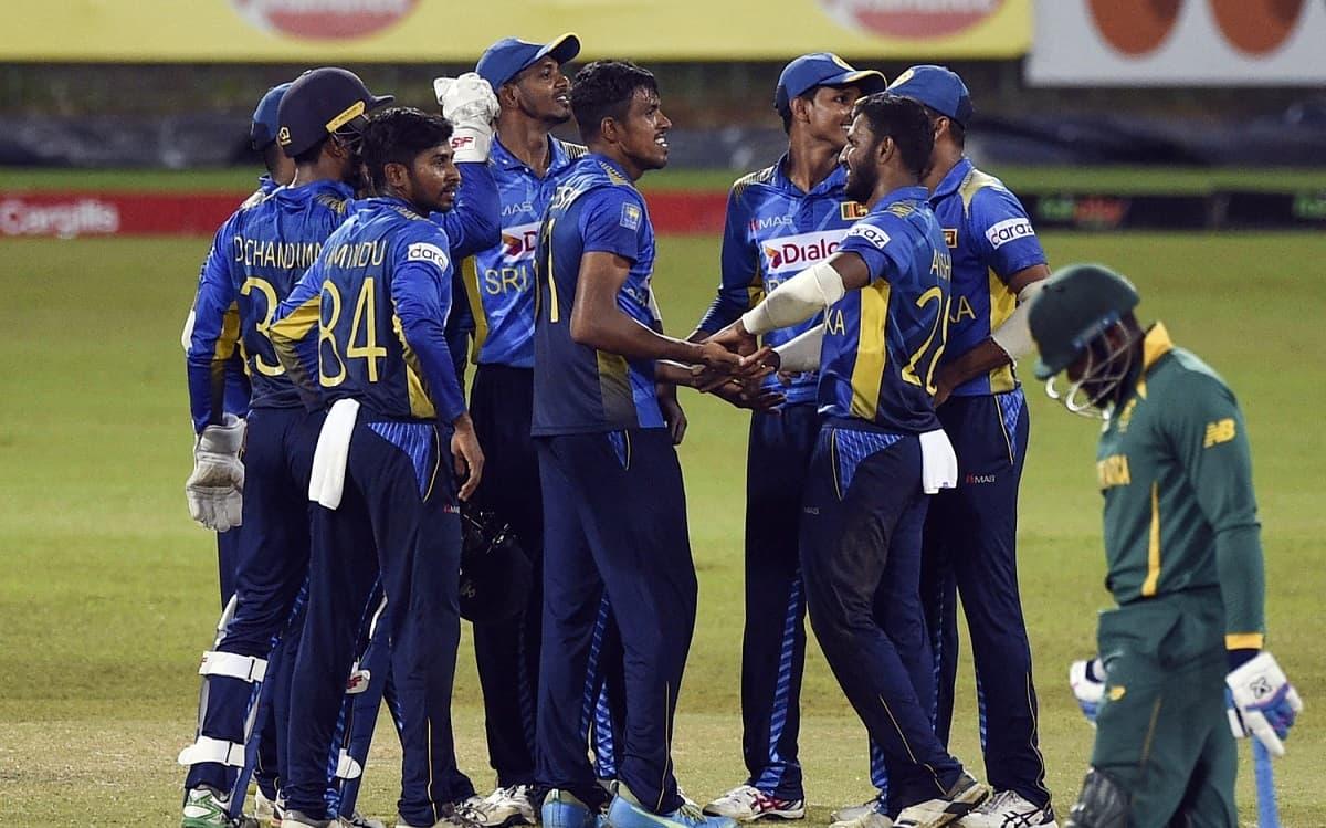 Cricket Image for SL vs SA: श्रीलंका ने तीसरे वनडे में साउथ अफ्रीका को 78 रनों से रौंदा, 18 महीने बा