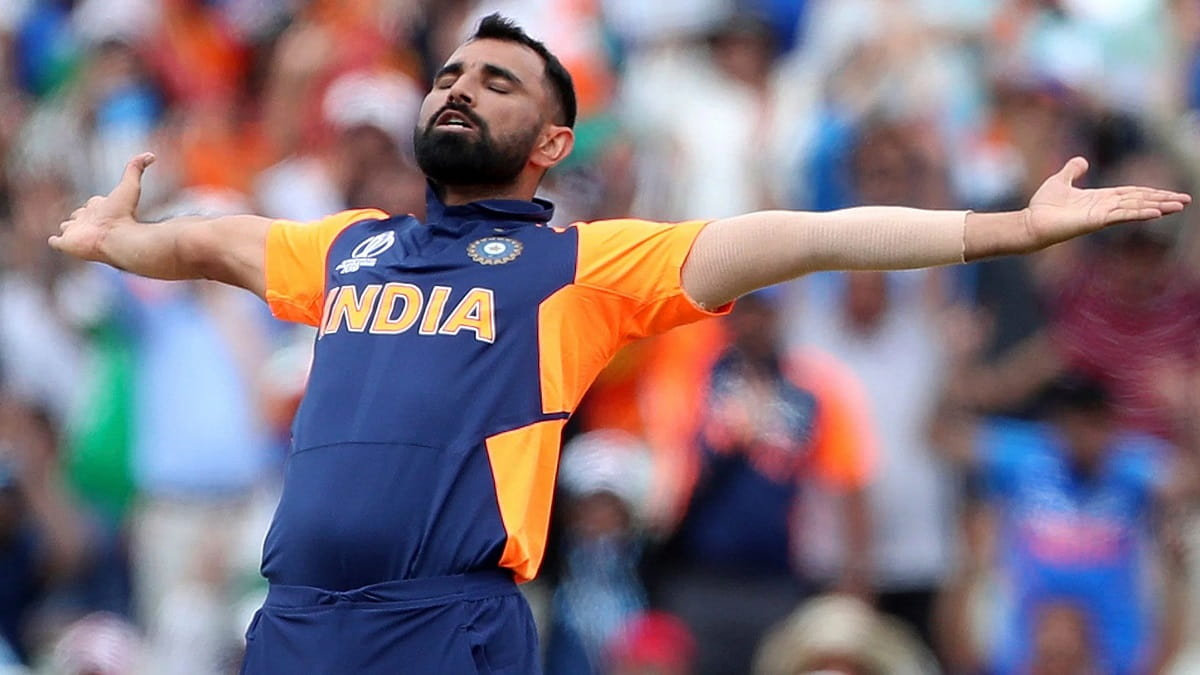 Mohammed Shami Interesting Facts, Trivia and Records