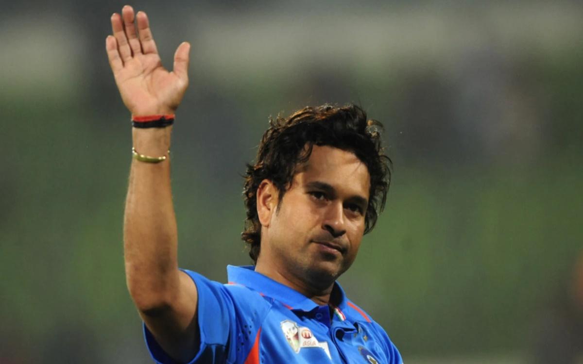 Cricket Image for Nitin Gadkari Talks About Sachin Tendulkar And Sunil Gavaskar Watch Video