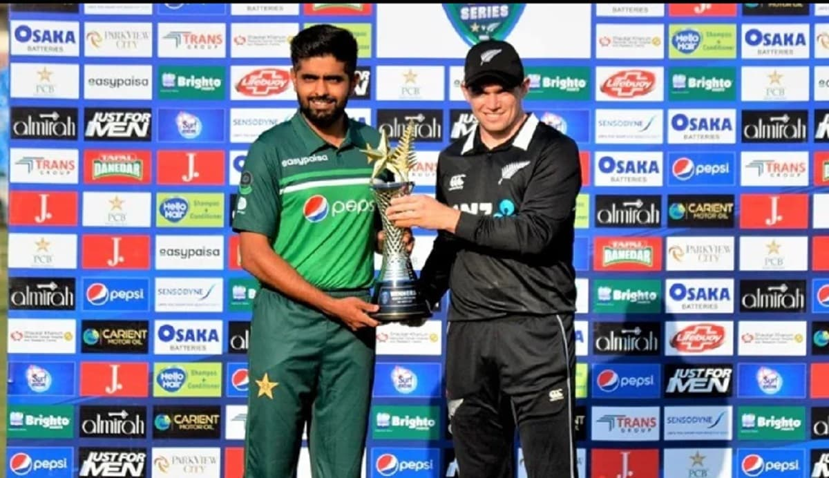 PAK vs NZ  - first odi between Pakistan and New zealand can be called off