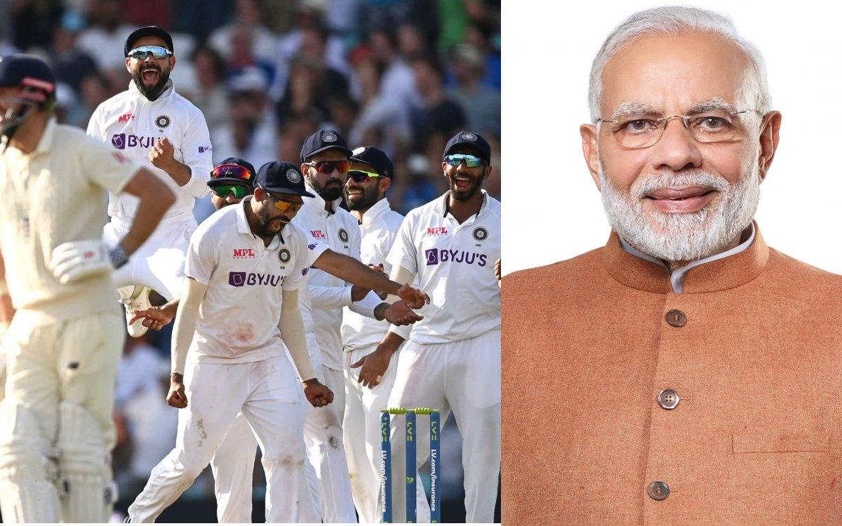 PM Modi, Ganguly, Tendulkar take to Twitter to hail Team India