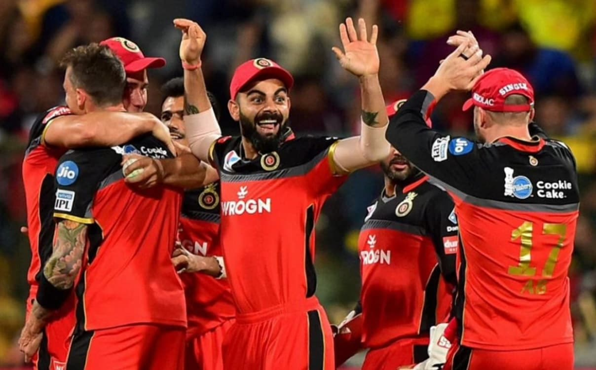 RCB Predicted Playing XI Against KKR