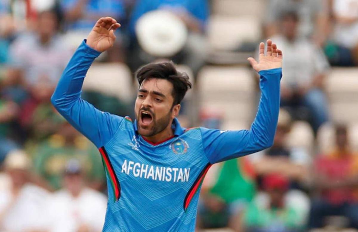 Cricket Image for अफगानिस्तान ने T20 World Cup के लिए चुनी टीम, नाराज राशिद खान ने 20 मिनट में छोड़ी
