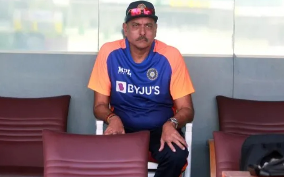 Cricket Image for Ravi Shastri Talks About His Book Launch Allegations