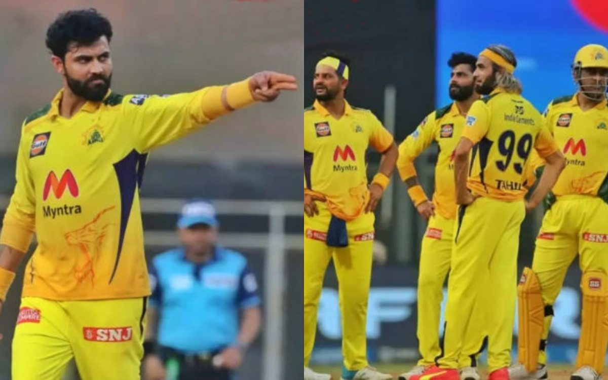 Cricket Image for Ravindra Jadeja Gave His Opinion On Csk Captain After Ms Dhoni