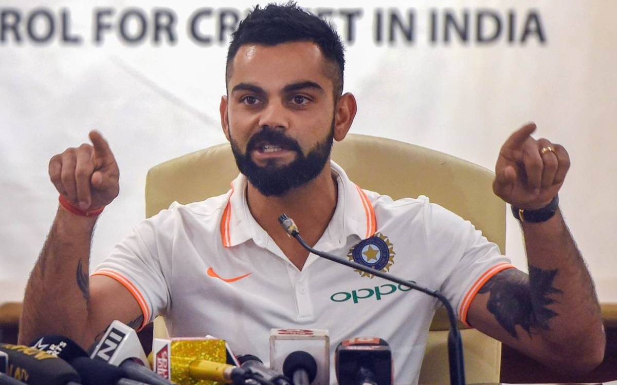 Cricket Image for Reports Virat Kohli Said To One Of The Coaches Dont Confuse Me