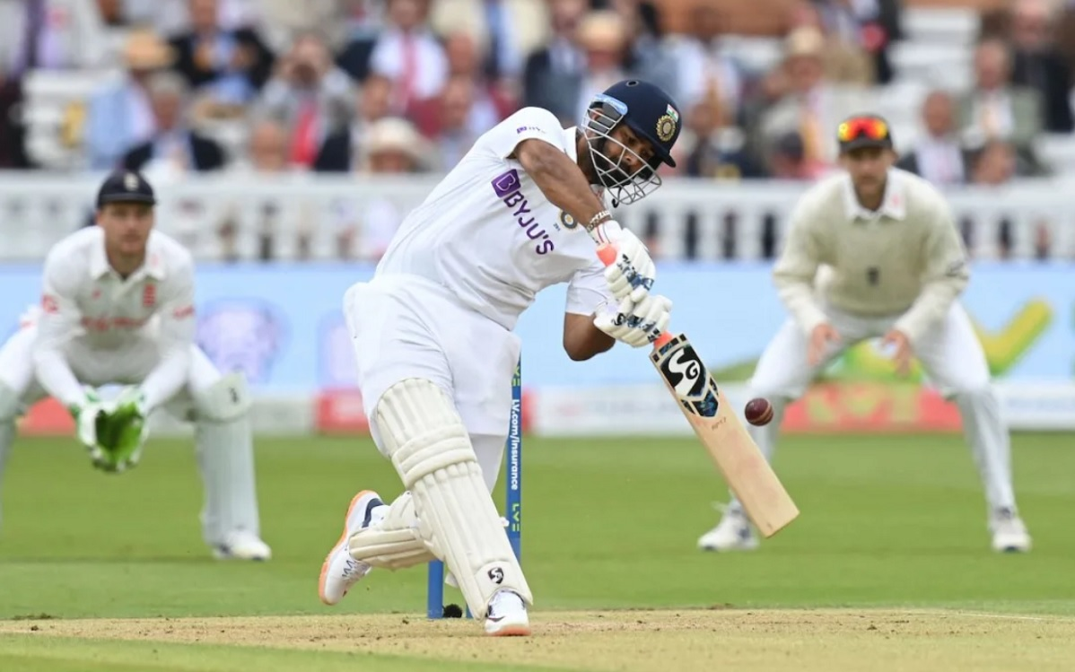 Rishabh Pant showed he is capable of batting in more than one style says Naseer Hussain