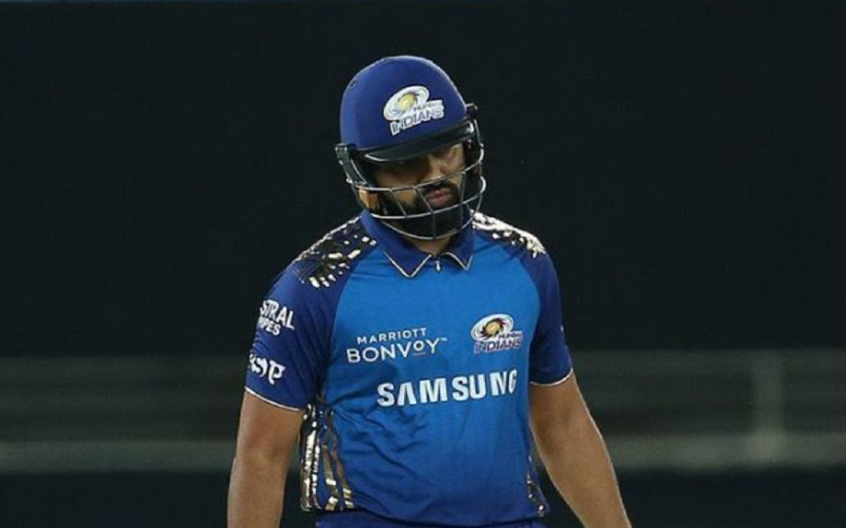 Rohit Sharma breaks unwanted record of most single digit score by any batsman in IPL history