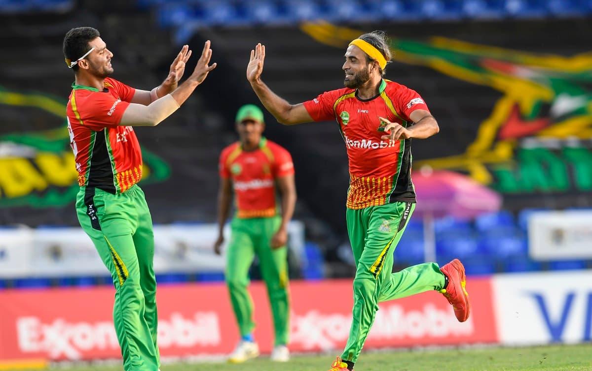 CPL 2021 Guyana Amazon Warriors beat Jamaica Tallawahs by 14 runs