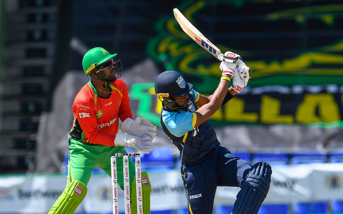 Roston Chase In CPL Images