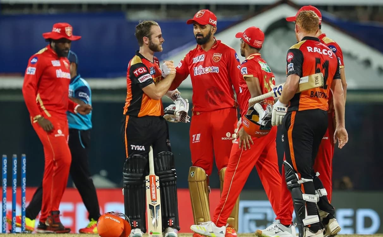 IPL 2021 Sunrisers Hyderabad opt to bowl first against Punjab Kings