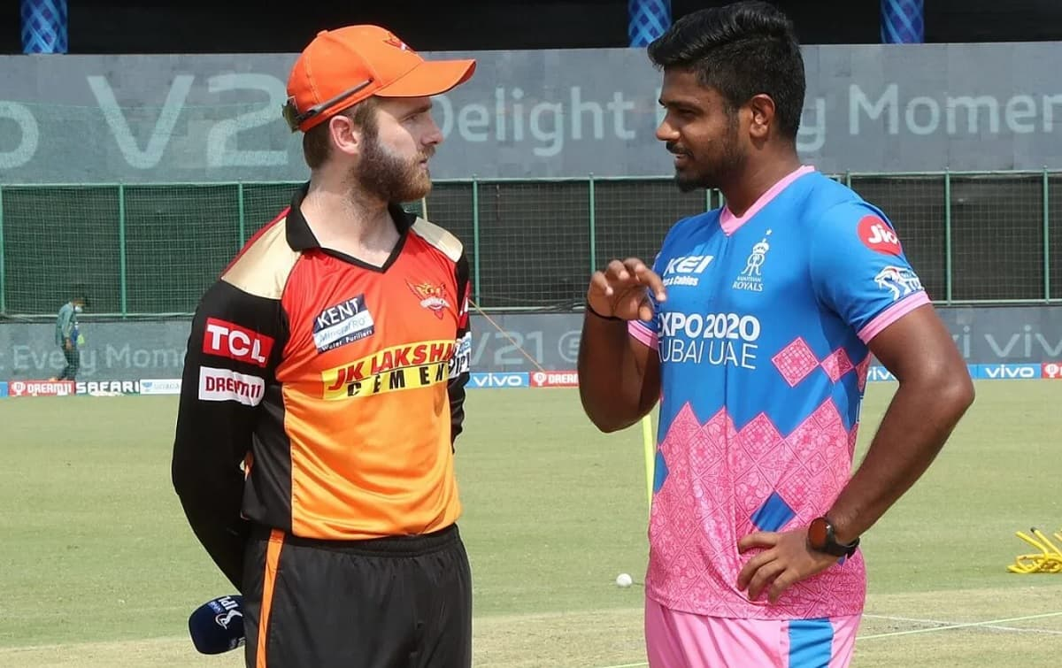 Rajasthan Royals have won the toss and have opted to bat vs Sunrisers Hyderabad