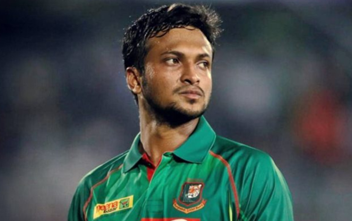 Cricket Image for Shakib Al Hasan All Time Ipl Xi