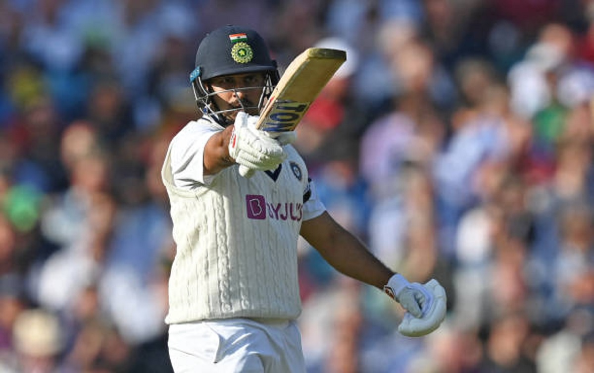 Shardul Thakur hit Fastest fifty by any batsman in England
