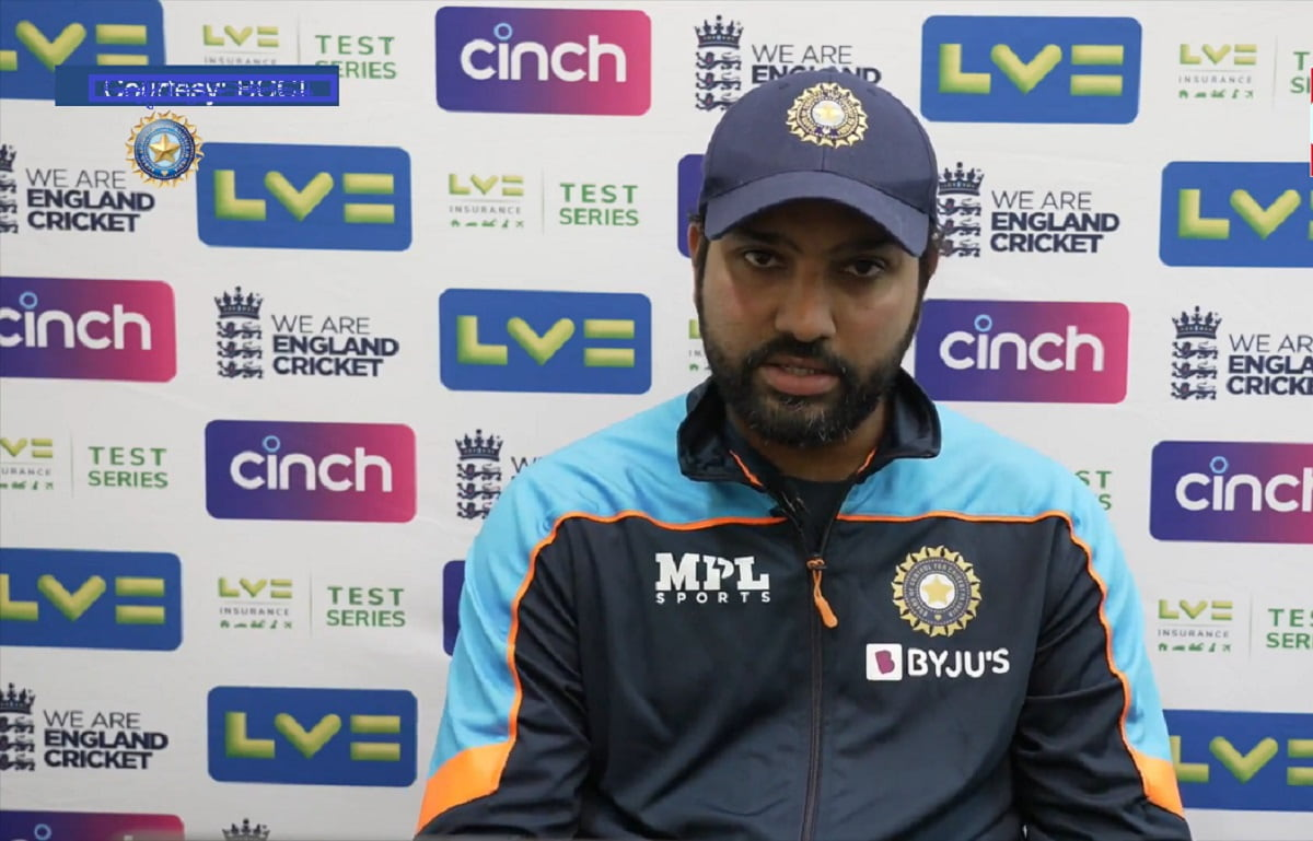 Shardul Thakur deserved winning the Player of the Match award, Says Rohit Sharma