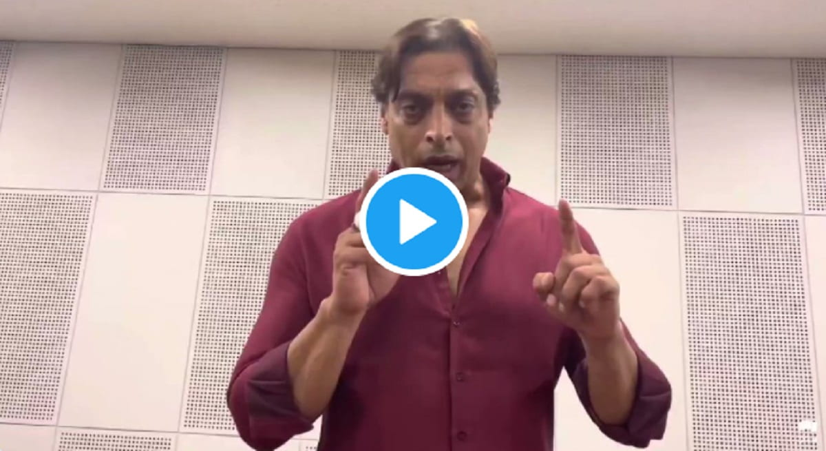 Shoaib Akhtar wants Pakistan to go hard at New Zealand in the 2021 T20 World Cup