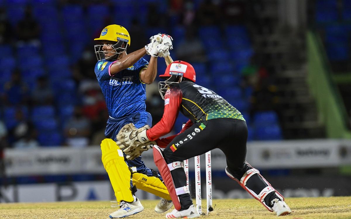 Smit Patel In CPL Images