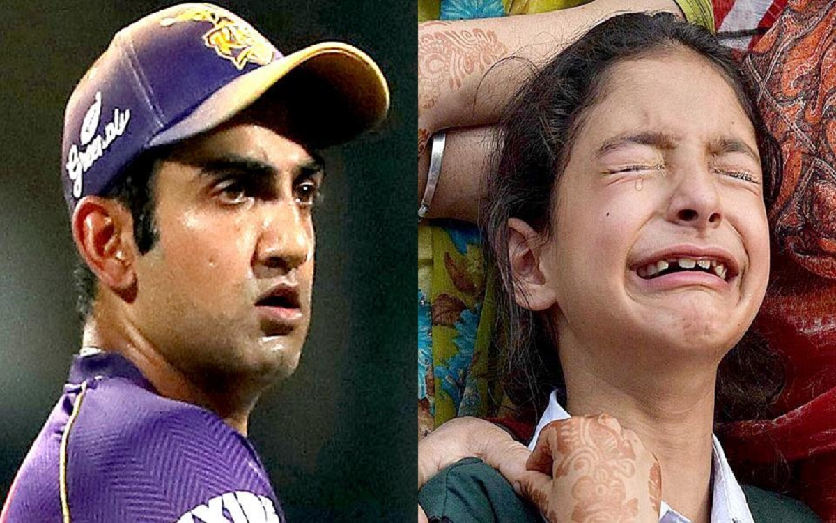 Cricket Image for Times Now Frankly Speaking With Navika Kumar Gautam Gambhir Talks About His Commen