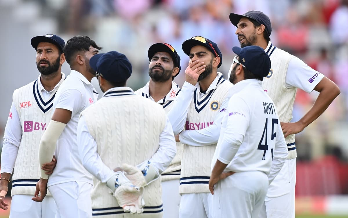 team India's support staff member tests positive for COVID-19 before Manchester test