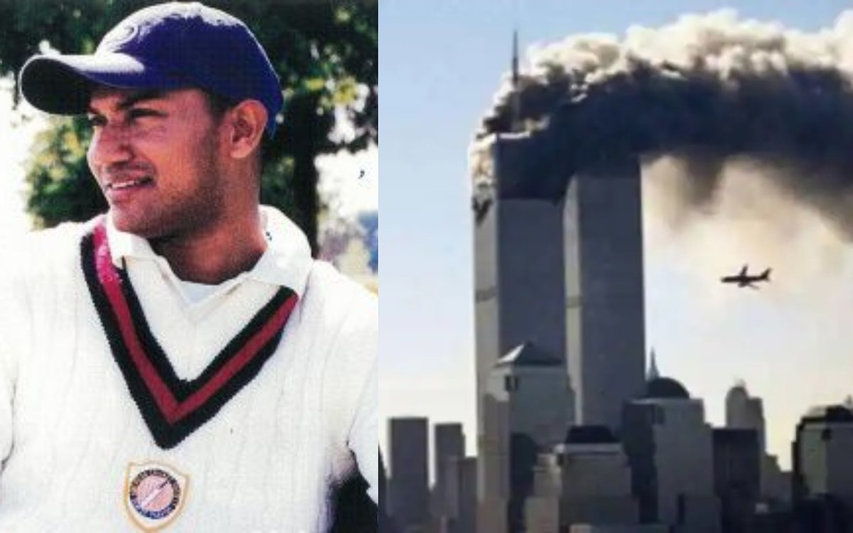 USA vice-captain Nezam Hafiz was the only cricketer to be killed in the 9/11 attacks