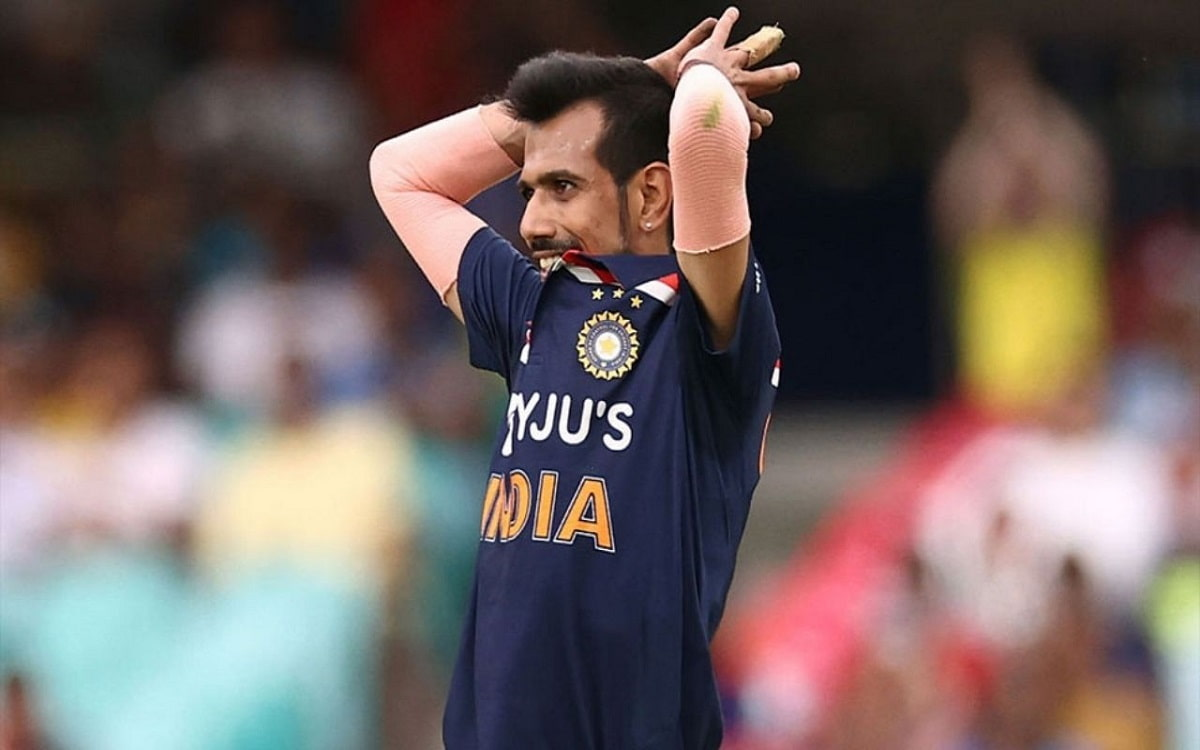 VIDEO: Bad form was playing on my mind a bit, especially after the IPL, Says Yuzvendra Chahal