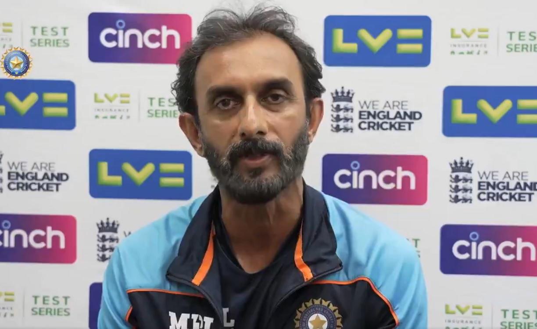 Cricket Image for विक्रम राठौड़ ने कहा, पांचवें दिन ये खिलाड़ी टीम इंडिया के लिए रहेगा सबसे अहम