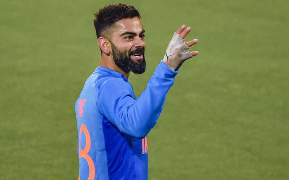 Cricket Image for Indian Captain Virat Kohli Edited Instagram Post After Got Notice From Asci