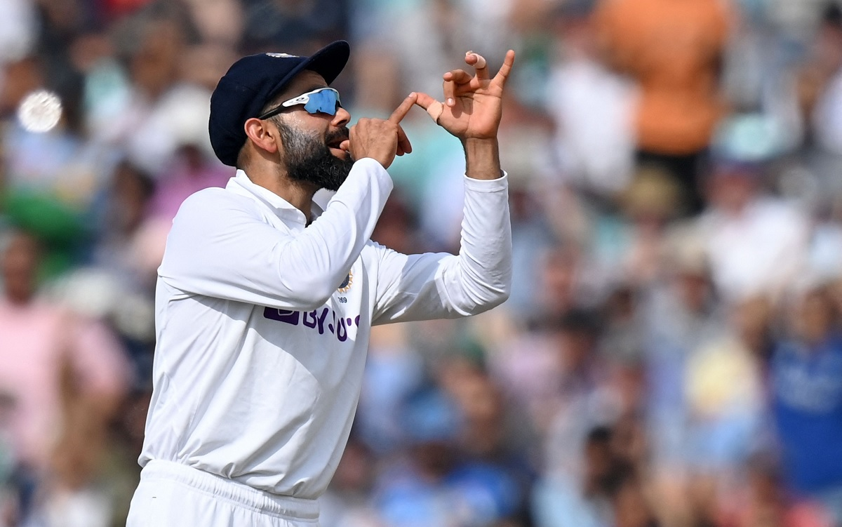 Virat Kohli becomes the first Indian captain to win 10 or more Tests against a country