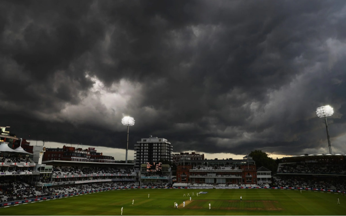 Cricket Image for Weather Forecast For Day 5 England Vs India 4th Test