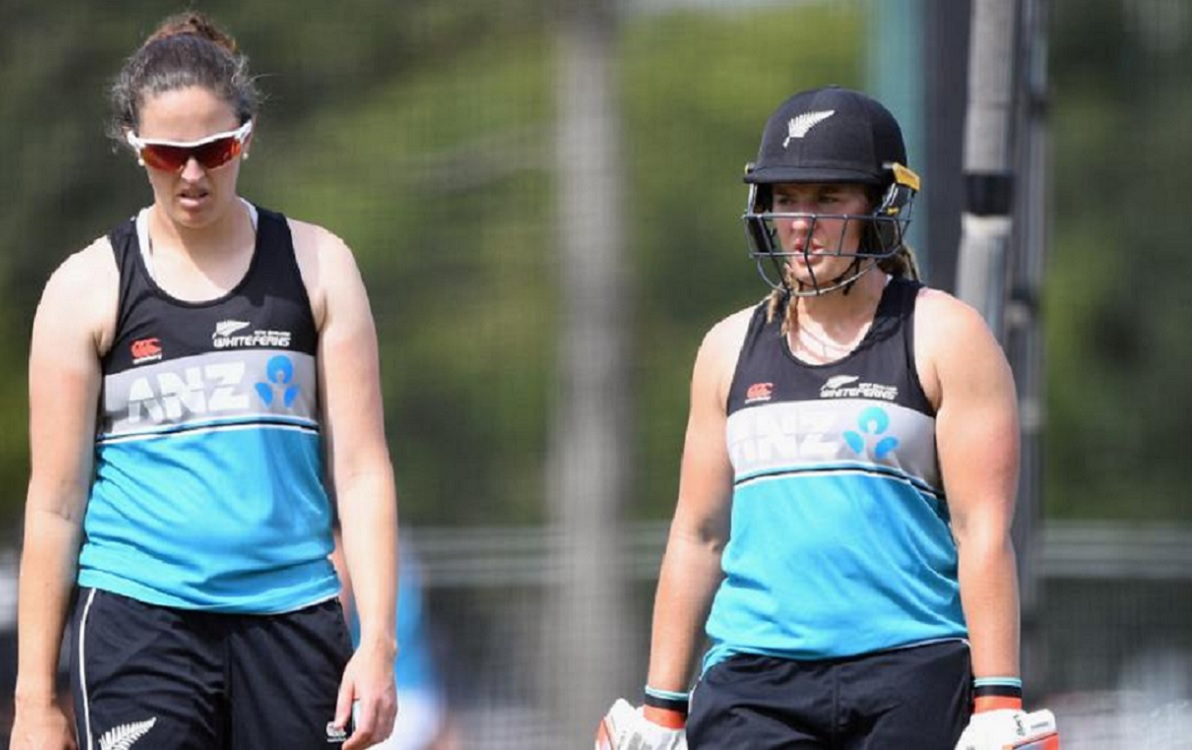 Cricket Image for Additional Arrangement Of Security For NZ's Women Cricketers In Britain
