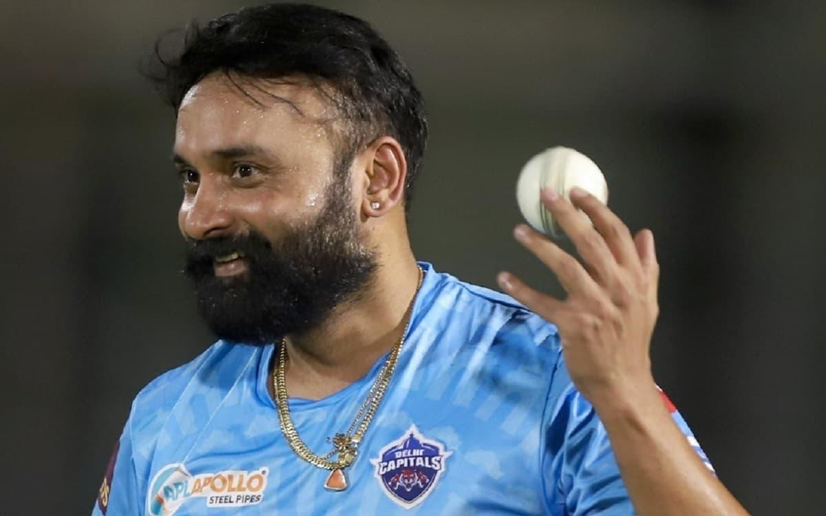 Cricket Image for  IPL 2021:  दूसरे चरण के लिए अमित मिश्रा तैयार, इस चीज पर देंगे खास ध्यान