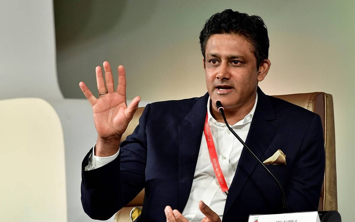 Anil Kumble's statement on the future of the game says Cricket will depend on technology