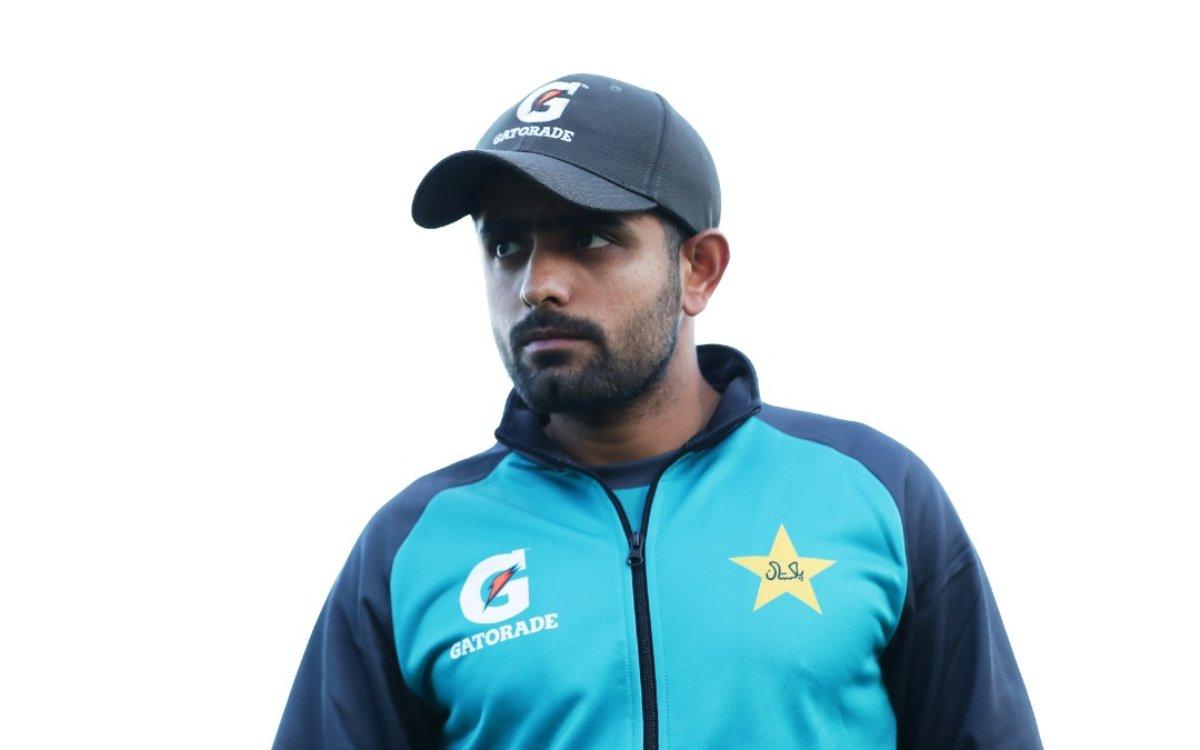 Cricket Image for NZ सीरीज रद्द होने के बाद बाबर आज़म ने भी दिया रिएक्शन, कहा- 'पाकिस्तान ज़िंदाबाद'