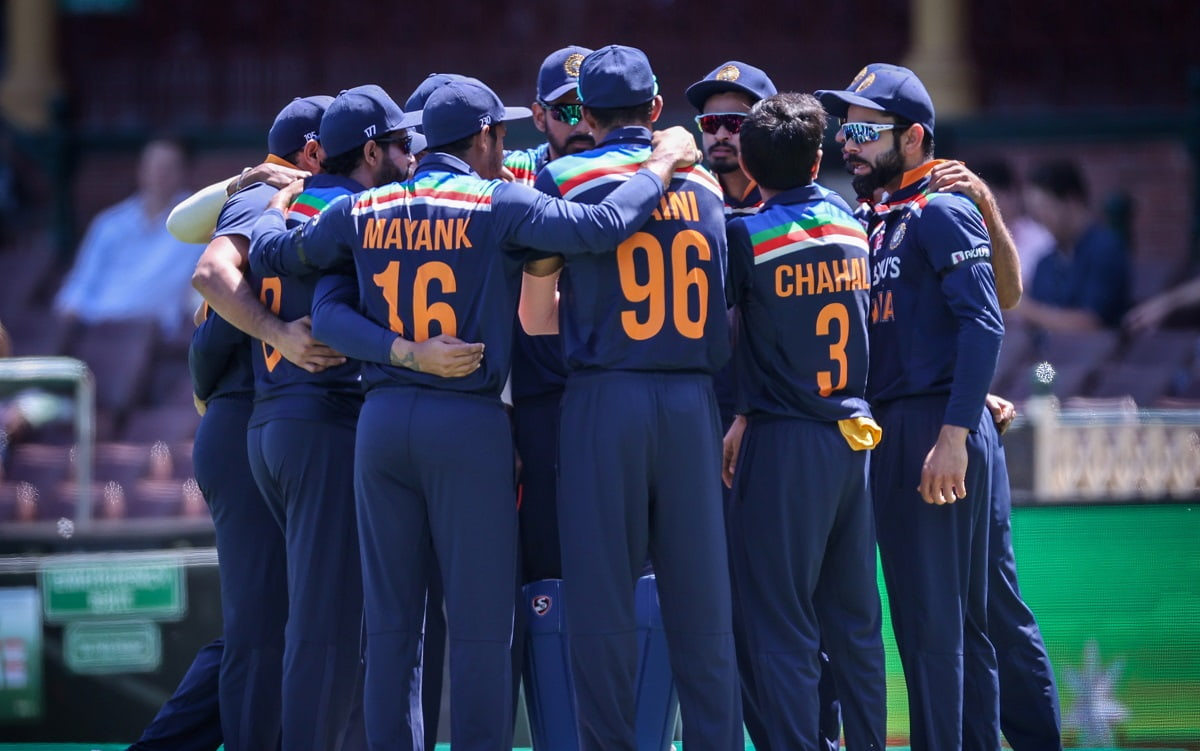 Cricket Image for BCCI Announces Home Schedule For India's 2021-22 Season