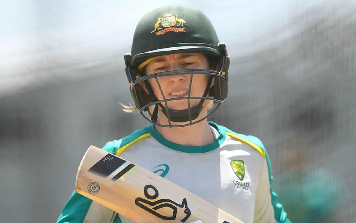 Cricket Image for  भारत के खिलाफ ऑस्ट्रेलिया महिला टीम को झटका, रेचल हेंस को नेट्स के दौरान लगी चोट